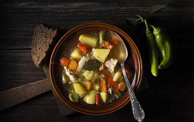 Recipes vary widely, but regardless of the country or culture, chicken soup's reputation as a comfort food - good to eat and good for what ails you - seems to be universal. Photograph by: Dušan Zidar , Fotolia.com